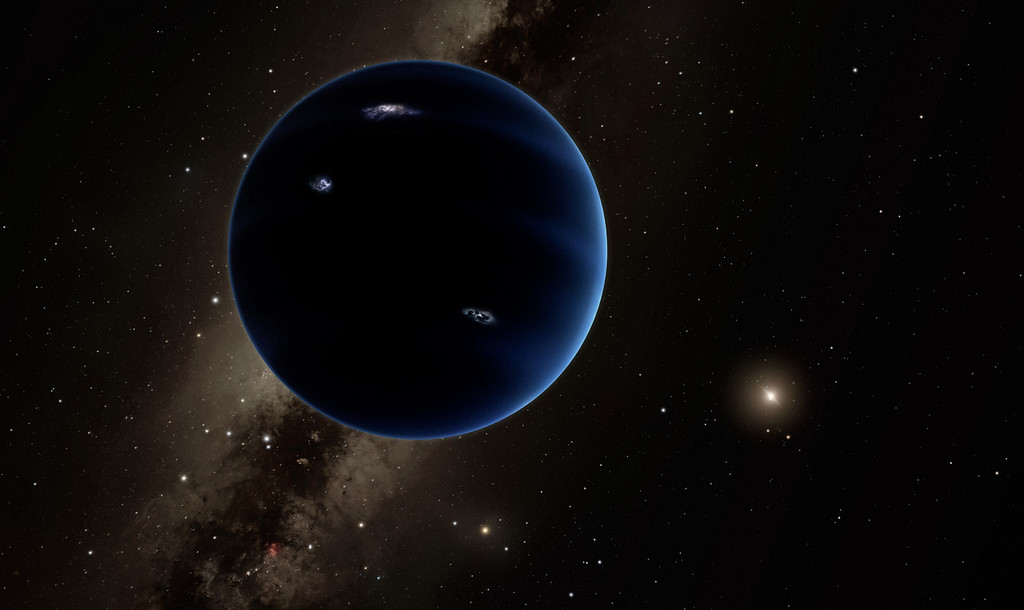 """. <p>10. (tie) PLANET NINE </p><p>Would be a respectable addition to our solar system, unlike that Pluto. (unranked) </p><p><b><a href=\""""http://www.space.com/31670-planet-nine-solar-system-discovery.html\"""" target=\""""_blank\""""> LINK </a></b> </p><p><br>   (R. Hurt/Infrared Processing and Analysis Center/Courtesy of California Institute of Technology via AP)</p>"""
