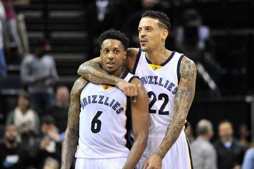 ". <p><b>MATT BARNES  </b> </p><p>Memphis forward, discussing his infamous fight with former friend Derek Fisher: </p><p><br> </p><p><i> �Violence is never the answer, but sometimes it is.� </i> </p><p><br> </p><p><i><b> Translation: �I love quoting Gandhi.� </b></i> </p><p><br>   <br></p><p><i> You can hear Kevin Cusick on Wednesdays on Bob Sansevere�s �BS Show� podcast on iTunes and at bsblog.com/podcasts. You can follow Kevin at <a href=""http://twitter.com/theloopnow\"">twitter.com/theloopnow</a>.</i> </p><p><br>  (AP Photo/Brandon Dill)</p>"