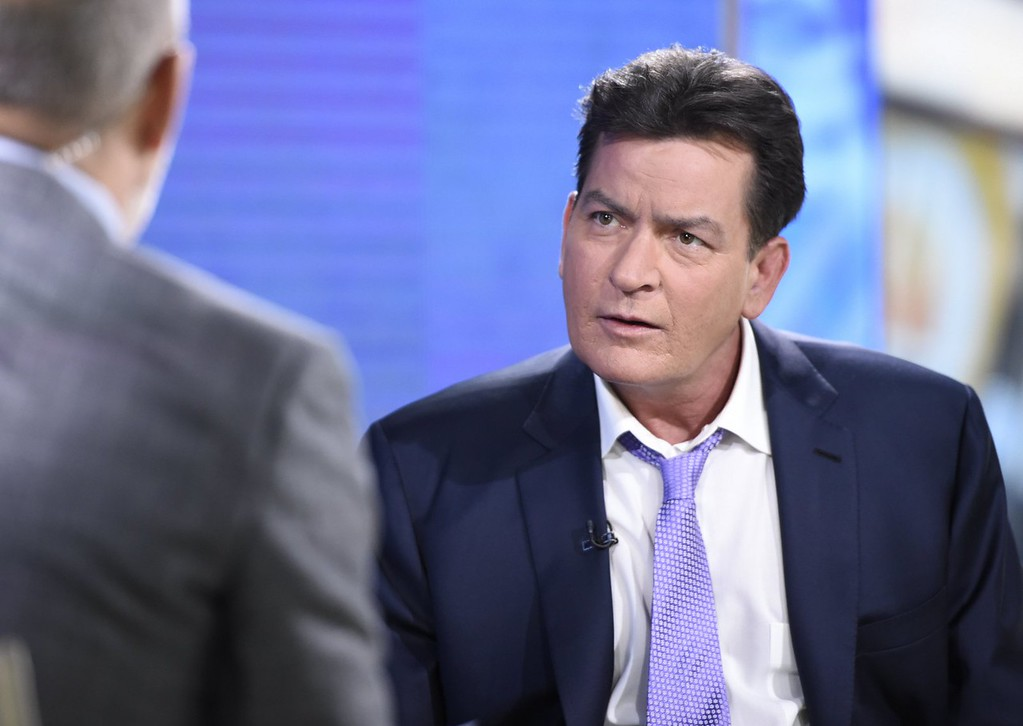 . <p><b>CHARLIE SHEEN  </b> </p><p>HIV-positive actor, detailing his latest medical setback: </p><p><br> </p><p><i> �I\'m a little off my game because � I got some results I was disappointed about. I had been non-detectable, and checking the blood every week and then found out the numbers are back up.� </i> </p><p><br> </p><p><i><b> Translation: �I�ve been taking plenty of drugs � just not the drugs I was prescribed.� </b></i> </p><p><br>   (Peter Kramer/NBC via AP)</p>