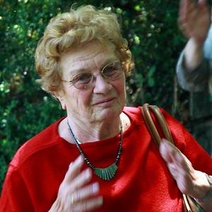 ビアンカ・レヴィ。当時少女だった彼女はこの収容所を、ホロコーストを生き延びた一人だ。