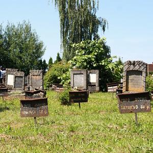 犠牲者の墓