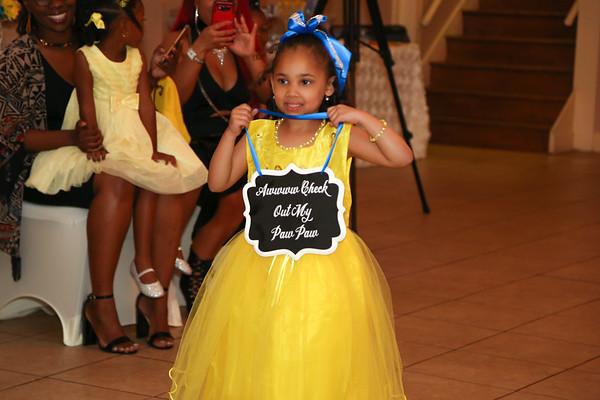Patrica & Wesley Sorina Jr.'s 5 Year Revow Ceremony