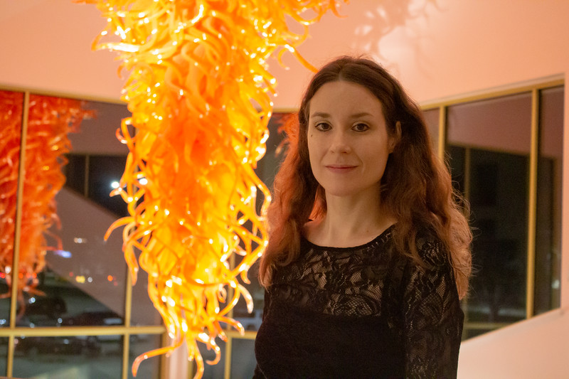 Anna Marie Wytko , Associate Professor - School of Music Theatre Dance (Abigail Compton)