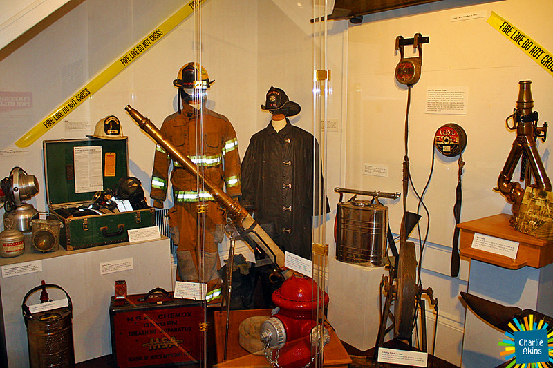Firefighting exhibit
