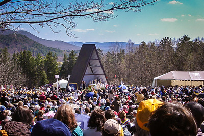 Mercy Sunday 2003, Stockbridge, MA April 27