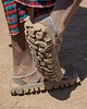 The Maasai Traditional Sandals
