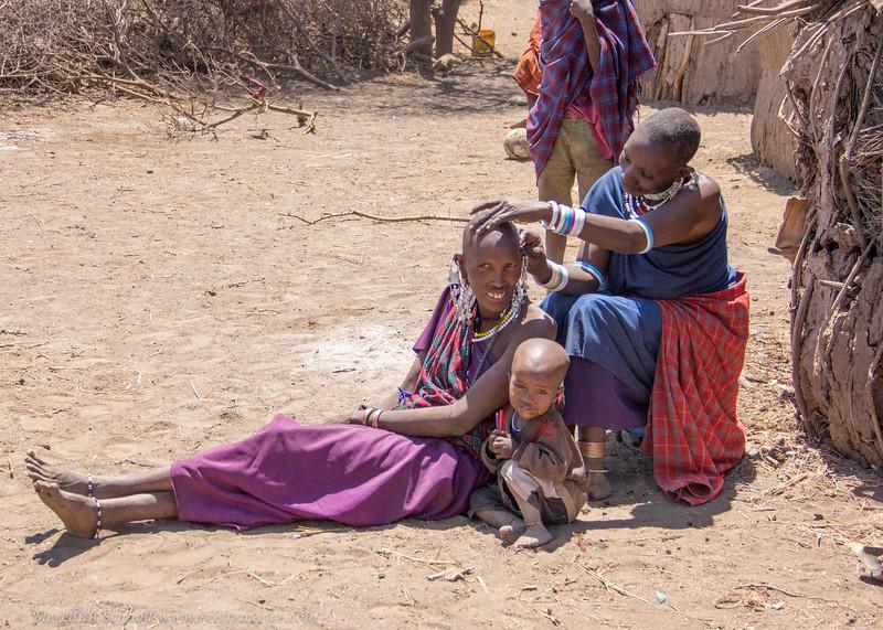Maasai Beauty Salon