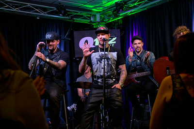The Madden Brothers - Q102 Studio Session
