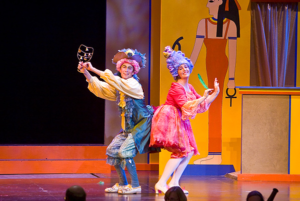 The Magic Flute for Families, 2008