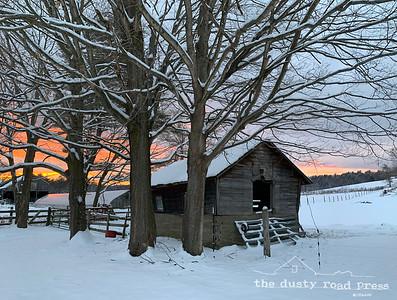Flagg Farm Sunrise