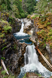 Qualicum Little Falls
