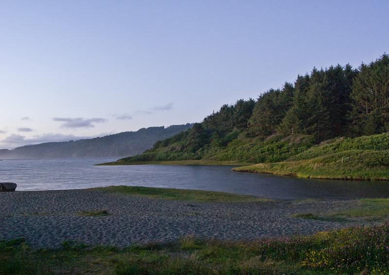 Big Lagoon Evening