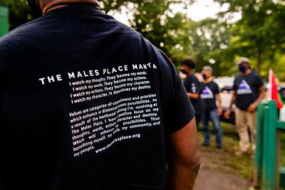 The Male's Place Garden 10-2-2021 by Jon Strayhorn