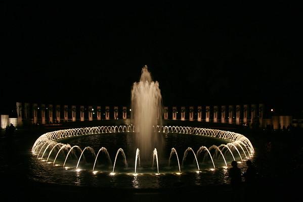 "The Mall, Washington DC ""After Dark"""