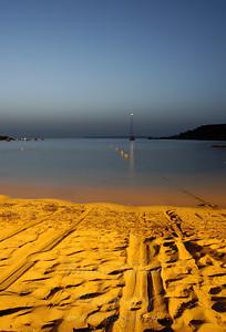 Sunset Gnejna Bay - Mgarr Malta