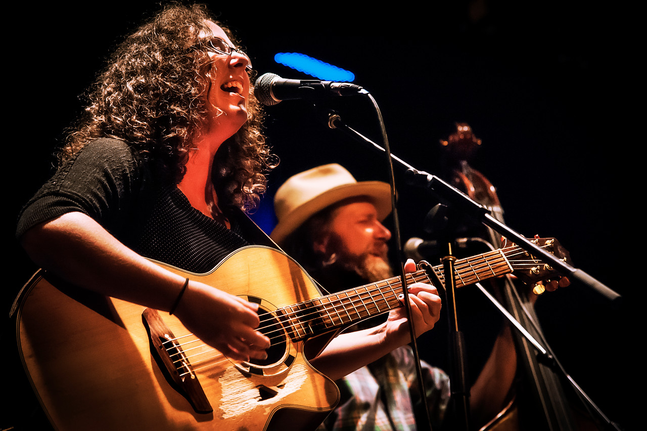 Milkweed performs at Roy's Hall in Blairstown, NJ  Sept. 23, 2017