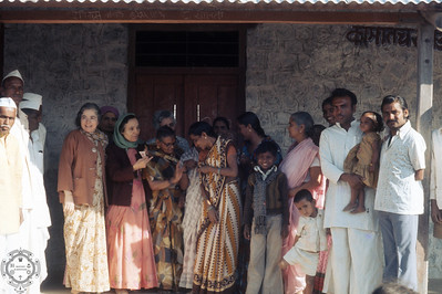Mani, Meheru, Mehera, Katy  037