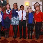 Denise Sears, Jennifer Hurley, Kwanita Allen, Nolan Starks, Emily Davis and Pam Rice.