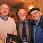 Reverend John Burke, Jonathan Montaldo and Terry Taylor.