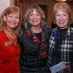 Neighborhood House Executive Director Pam Rice, Patricia Packowski and Jan Calvert.