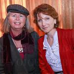 Ellen Crutcher and Dr. Alexandra Gerrasimides.
