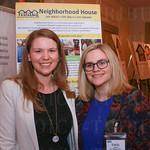 Rachel Eichberger and Emily Davis.