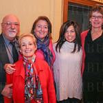 Jonathan Montaldo, Betsy Tyrrell, Lucy Jones, Linsey Bridges and Jill Heine.