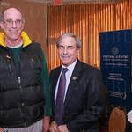 Bob Solley and Congressman John Yarmuth.
