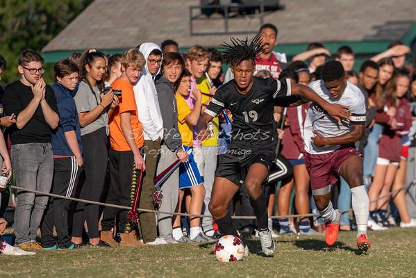 Boys Varsity Soccer vs SFS:  MAC Champions!