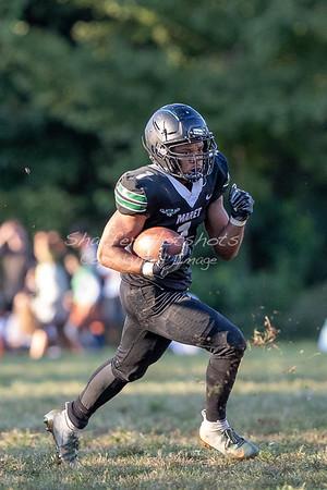 Maret Homecoming 2018:  Varsity Football vs Potomac  School