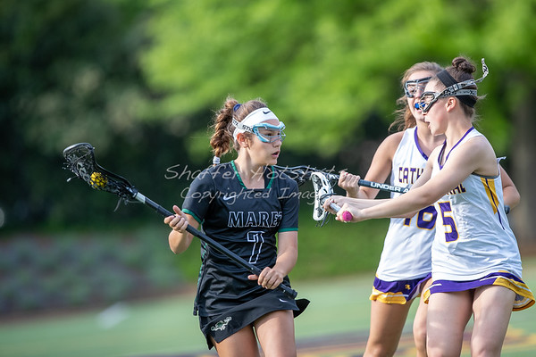 Spring 2019:  Girls Varsity Lacrosse at National Cathedral School