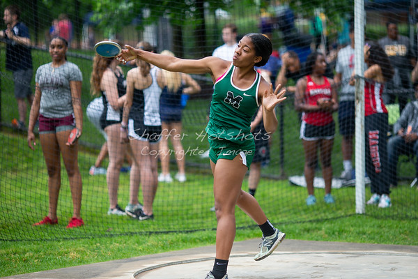 Spring 2019:  Track and Field at Draper and ISL/MAC