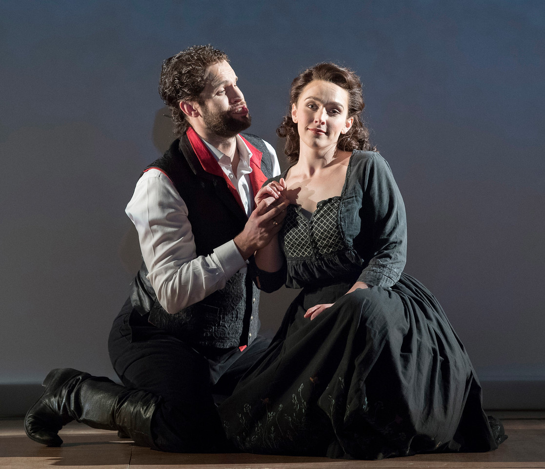 'The Marriage of Figaro' Opera performed by English National Opera, London Coliseum, UK