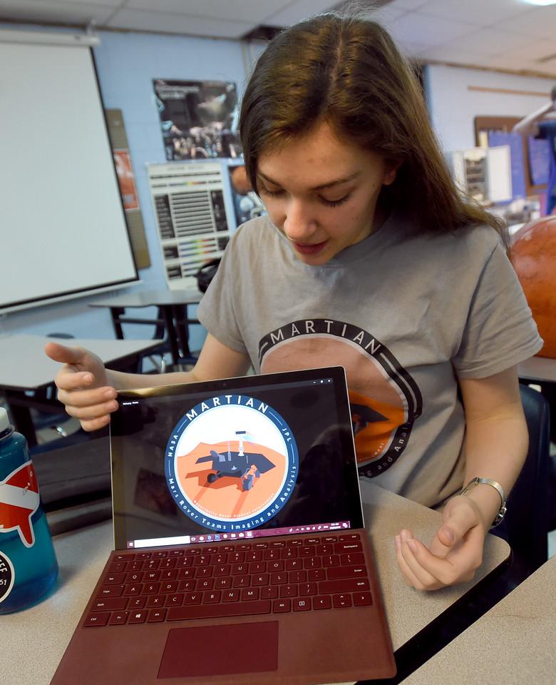 Centaurus Mars Project