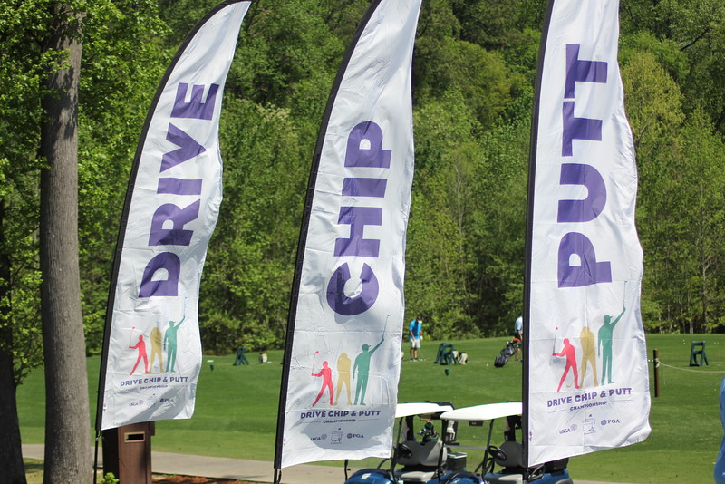 Paris Fieldings:  4.2.16 Practice Rounds - 2016 Drive, Chip & Putt Junior Championship Finals