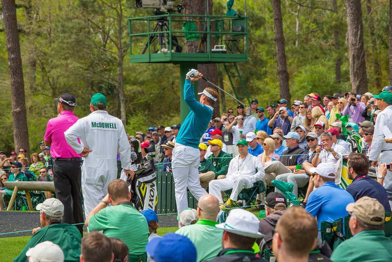 Ian Poulter on #12