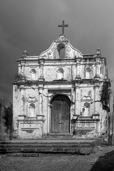 Chirch After Earthquake