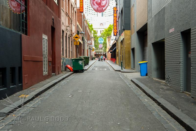 Crossley Street, Melbourne