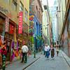 Hosier Lane, Melbourne