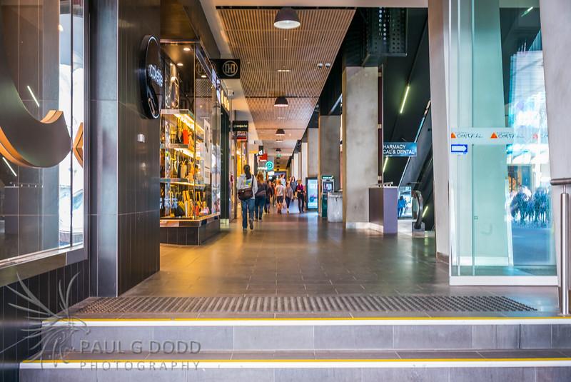 Melbourne Central (previously Patrick Street)