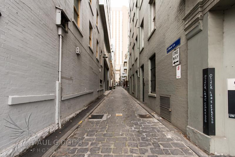 Oliver Lane, Melbourne