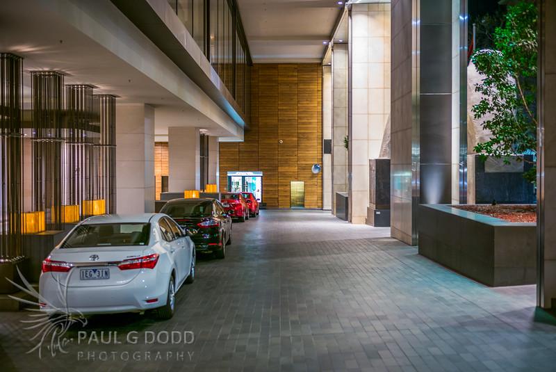 Private Laneway - Grand Hyatt Hotel