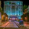 Private Laneway - Park Hyatt Hotel