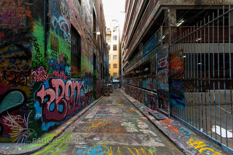 Rutledge Lane, Melbourne