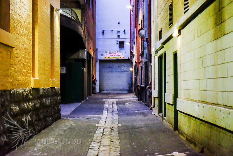 Staughton Alley