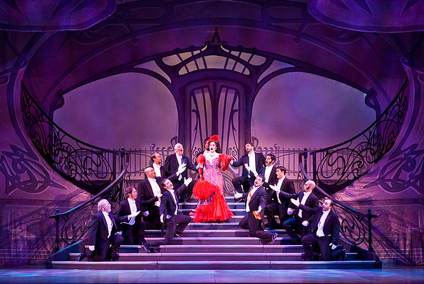 The Merry Widow, 2009