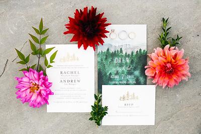 The Metzger's | North Carolina Wedding