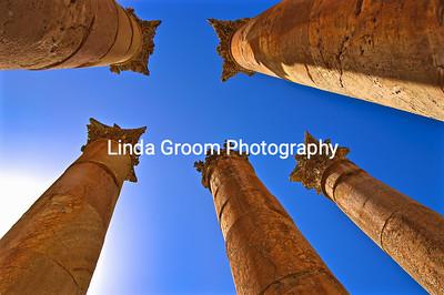Five Roma Columns