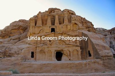 Outside Petra