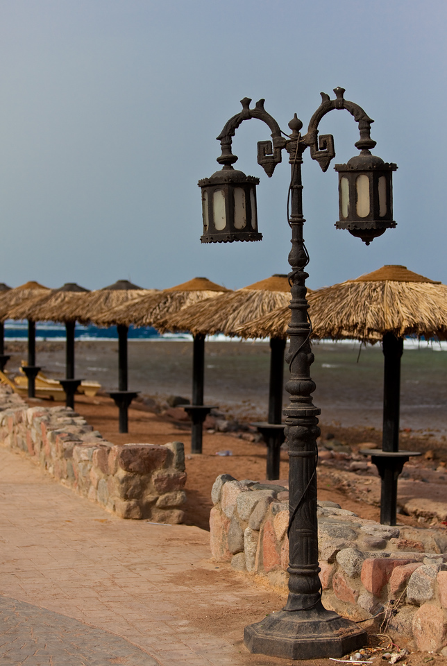Boardwalk  Dahab, Egypt